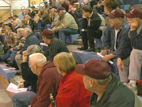 Klamath basin restoration agreement public hearing 12 minutes of betrayal of the year these citizens are not allowed at the klamath basin restoration platinumwayz
