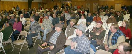 Klamath basin restoration agreement articles 2010 at the klamath county commissioners 127 public input meeting on the controversial klamath basin restoration agreement the resounding plea by farmers and platinumwayz